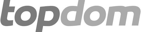 topdom logo grey